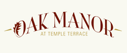 Logo of Oak Manor Apartment Homes in Tampa, FL
